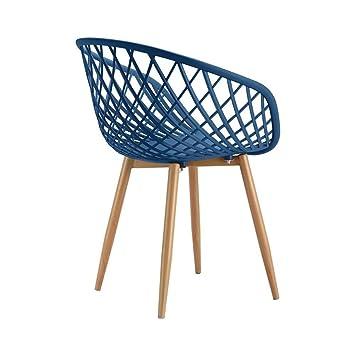 Maison Tango Fauteuil Decoratie BleuCuisineamp; Decoratie PX8wkn0O