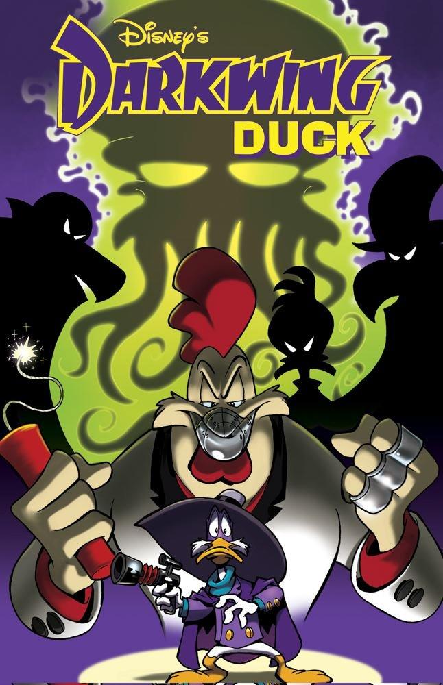 Darkwing Duck: F.O.W.L Disposition: F.O.W.L. Disposition PDF