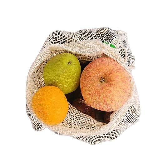 creatspaceE - Bolsa de Compras de algodón Reutilizable para ...