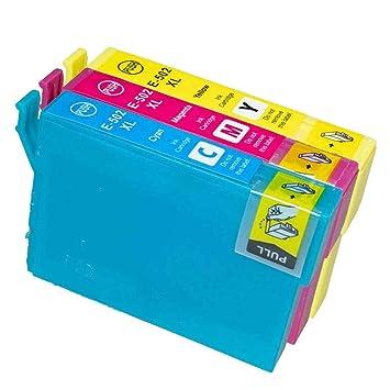 Teng® Compatible 502XL 502 XL Cartuchos de Tinta para Epson ...