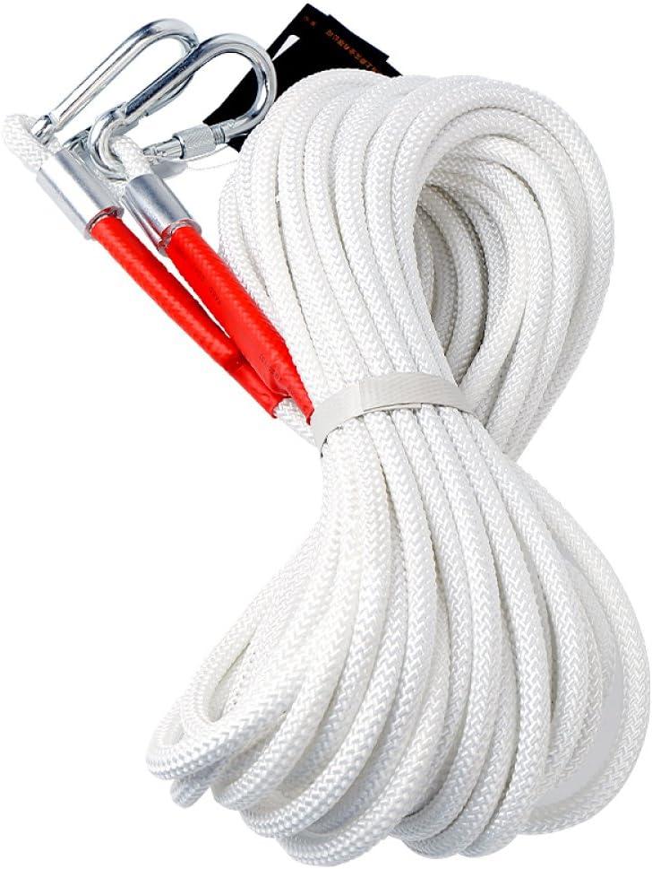 Cuerda para Escalar Escape De Gran Altura Seguridad Cuerda ...
