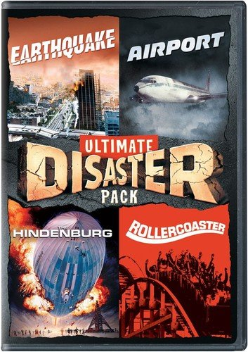 (Ultimate Disaster Pack (Earthquake / Airport / The Hindenburg / Rollercoaster))