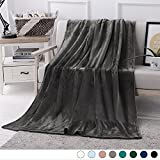 #9: Luxury Flannel Velvet Plush Throw Blanket - 50