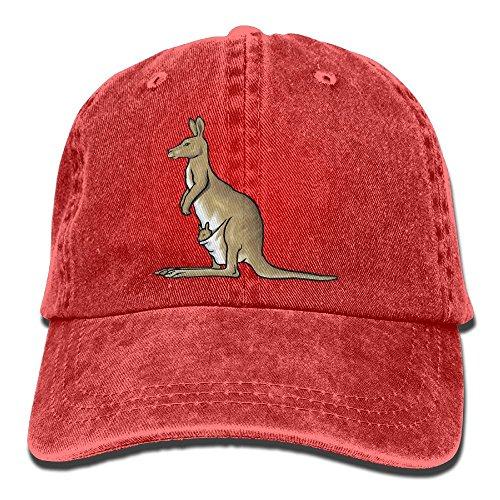 Caps Men Kangaroo - 5
