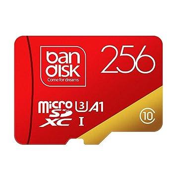 YQQMC Tarjeta de Memoria MicroSD de Gran Capacidad U1 C10 A1 ...