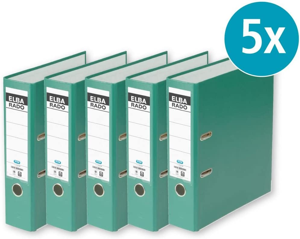 Elba Folder rado Brillant DIN A4 online shopping Seasonal Wrap Introduction Pack Quality 5-Piece Fol Slot