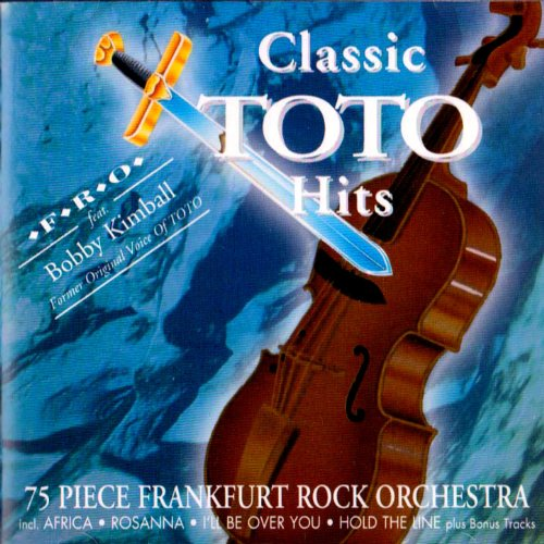 Bobby Kimball Frankfurt Rock Orchestra Plays Toto Classic Hits by