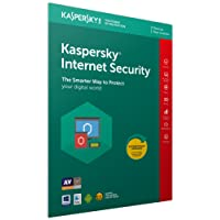 Kaspersky Internet Security 2018 | 3 Licencias/Dispositivos | 1 Año | PC / Mac / Android | Código dentro de un paquete con fácil apertura, certificado