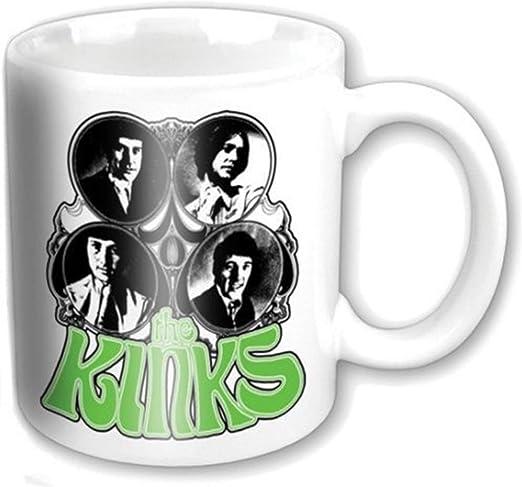 Kinks (The) - Something Else (Tazza) Rock Merchandising Ufficiale: Amazon.es: Hogar