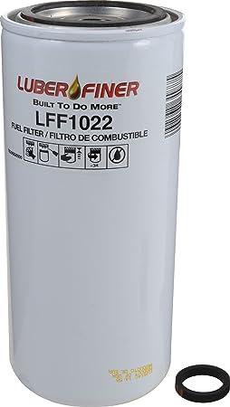 Luber-finer LFF5002-12PK Heavy Duty Fuel Filter 12 Pack