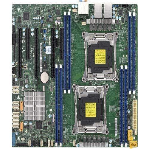 SuperMicro X10DAL-I-B Dual LGA2011 Intel C612 DDR4 SATA3&USB3.0 A&2GbE ATX Server Motherboard