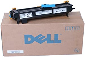 Genuine Dell XP407 High Yeild 2000 Page Premium Black Toner, For Use In Dell 1125 (1125MFP) Series Printer, Mono Laser Printer (Part Number: RT233), With Laser Drum Cartridge Unit (Part Numbers: GU468, MY323), and This is a High Yield Replacement FOr The XP092 (1000 Pages)