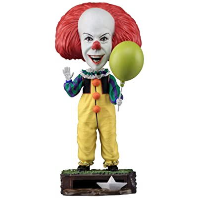 NECA - IT (1990) – Head Knocker – Pennywise: Toys & Games