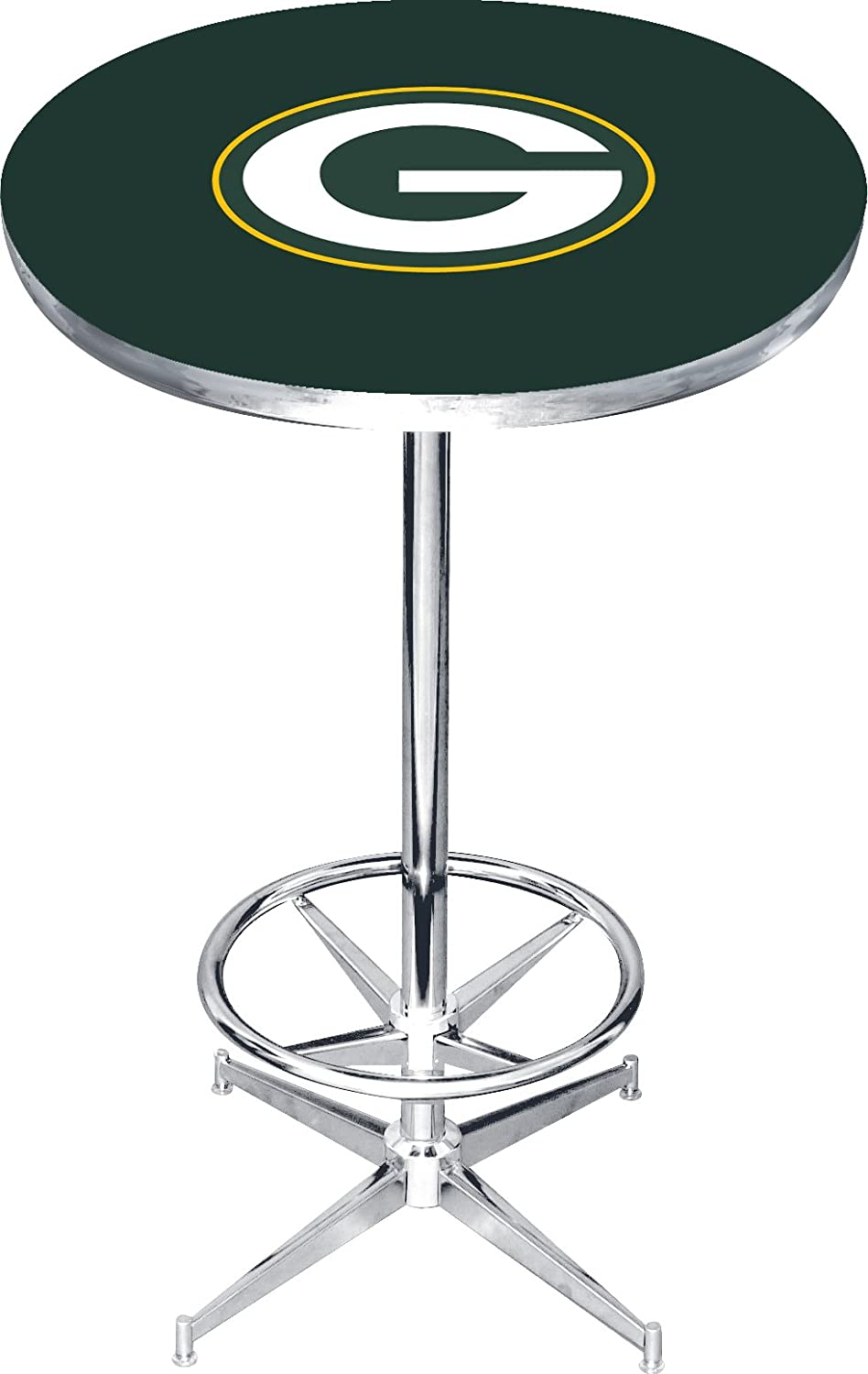 Round Pub-Style Table Imperial Officially Licensed NCAA Furniture