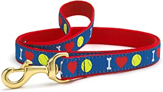 product image for Up Country I Heart Tennis Dog Leash 6 ft
