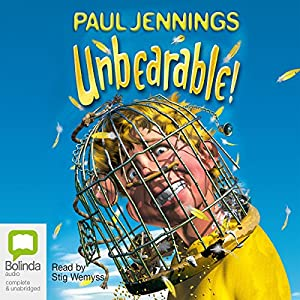 Unbearable! Audiobook