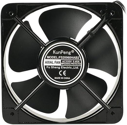 Ventilador de enfriamiento Control de gabinete eléctrico Inversor ...