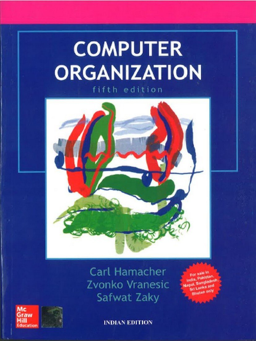 HAMACHER COMPUTER ORGANIZATION PDF DOWNLOAD