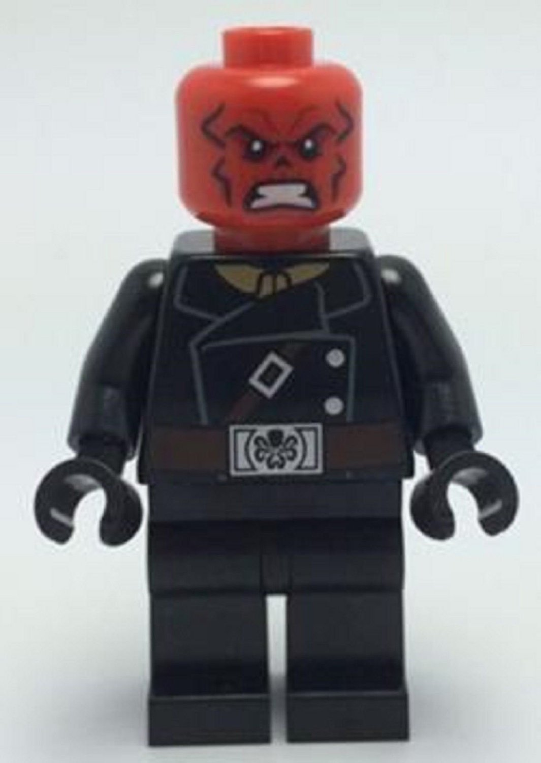amazon com lego dc universe super heroes red skull 2014 toys