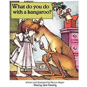 What Do You Do with a Kangaroo? Audiobook