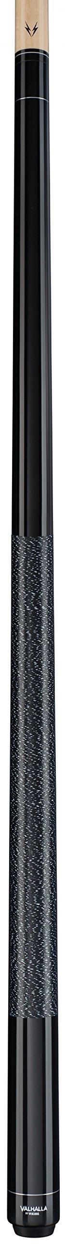 Valhalla by Viking 2 Piece Pool Cue Stick Black VA111 Irish Linen Wrap 20 oz. PLUS Rosin Bag by Valhalla (Image #4)