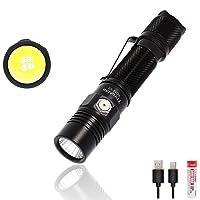 ThruNite TC12 Tactical LED Flashlight