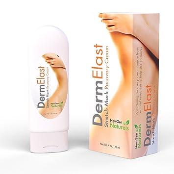 DermElast Stretch Mark Removal CreamPrevent Reduce Deep MarksNatural Organic Effective