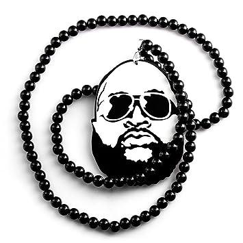 Amazon Com Xotic Tech Hip Hop Man Cool Beard Man Rap Rearview