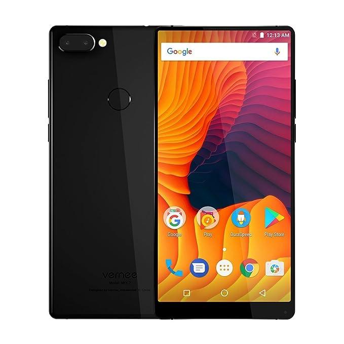 13 opinioni per Vernee MIX 2 Smartphone Android 7.0 6 Pollici Helio P25 Octa-core 4GB RAM 64GB