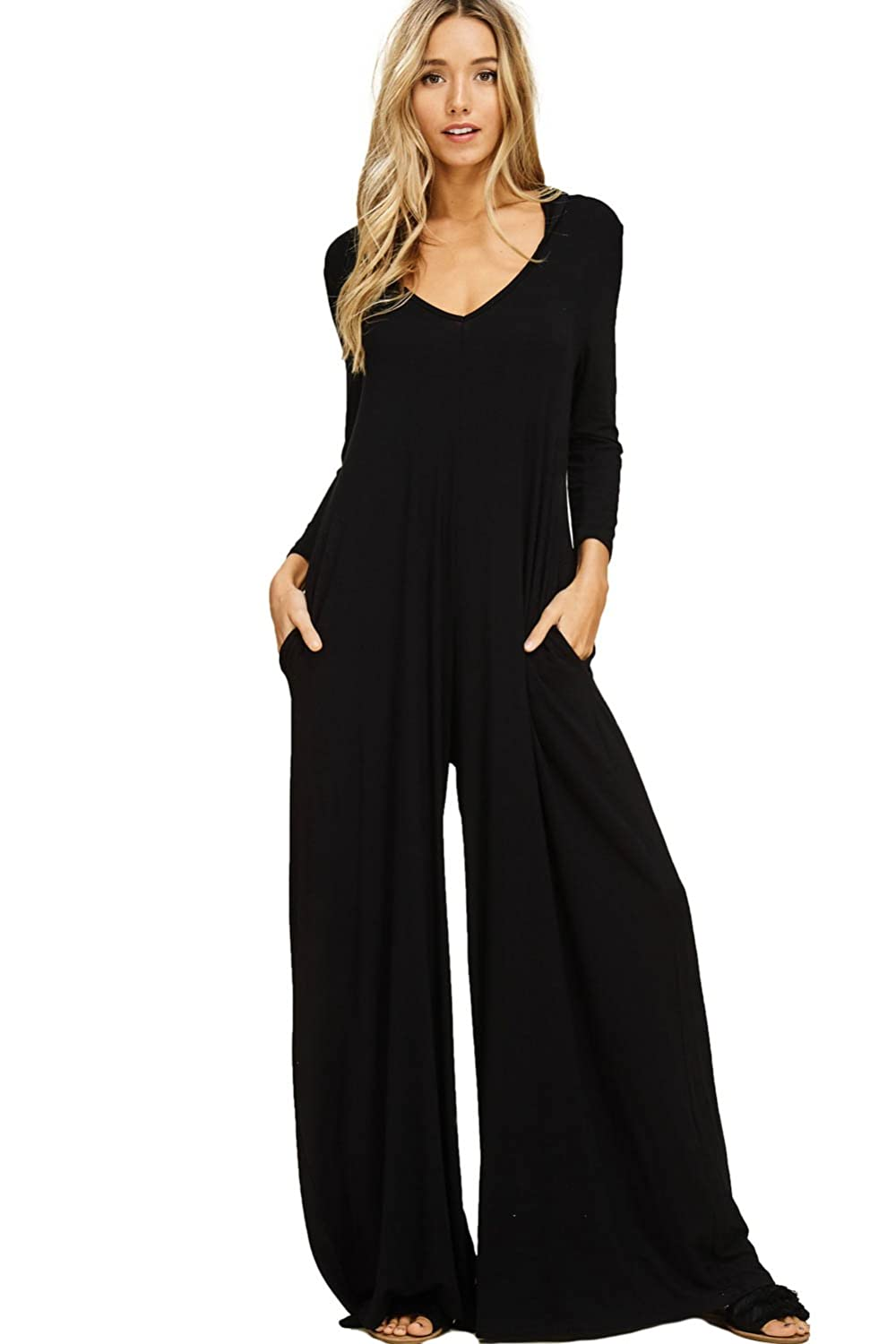 550d54fd15c28 Three Quarter Sleeves, Wide Leg, Loose Fit Everyday Wear, Comfortable  Lounge Wear; Light Weight Fabric, Soft and Cozy, to Ensure you Feel  Comfortable