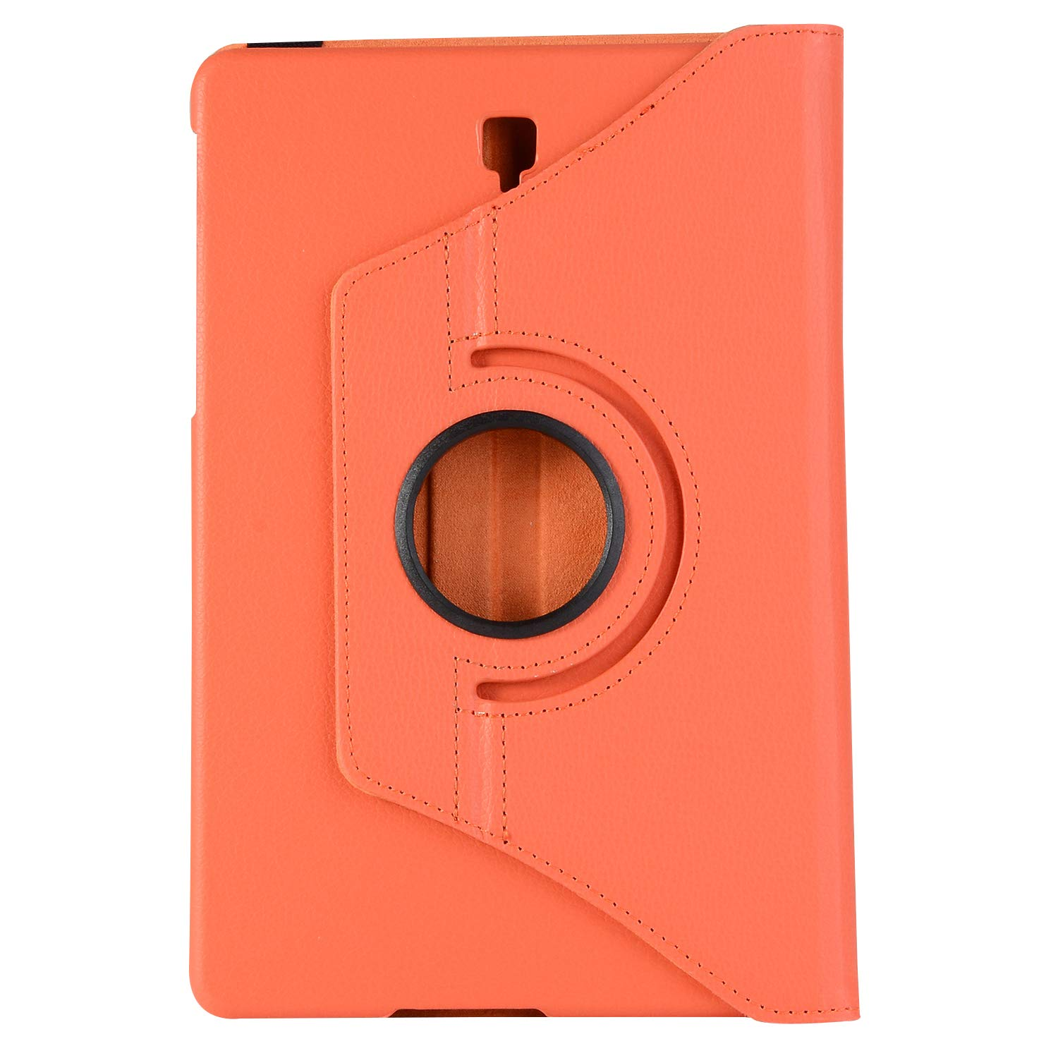 Galaxy Tab S4 10.5 Case, Lightweight Smart Case 360 Rotating Case with Shockproof Soft and Auto Sleep/Wake Function for Samsung Galaxy Tab S4 10.5 Case-Orange