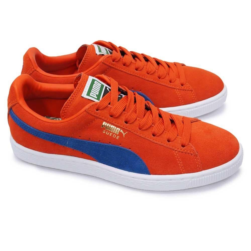 Puma Suede Classic, Zapatillas para Mujer 5.5|Ponderosa Pine/Bianco