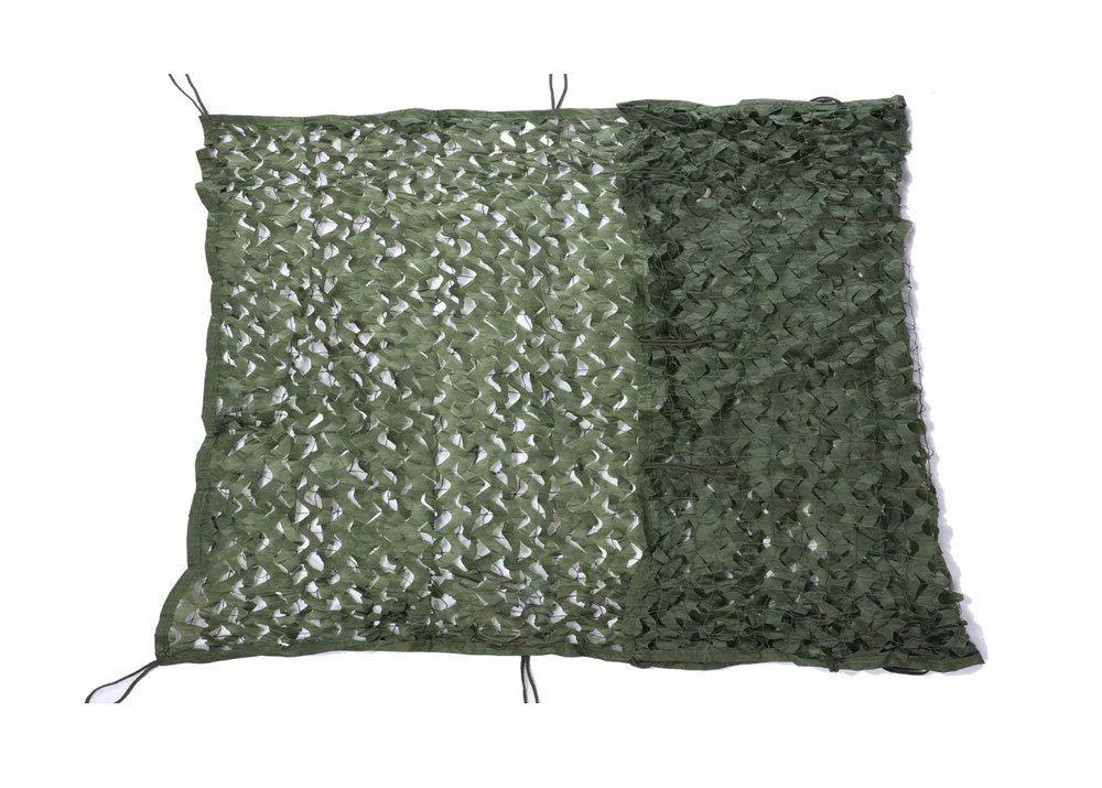 26m Filet Camo Visière Extérieure GR Tente de camping en tissu de tente de camouflage de mode de jungle de filet de parasol net convenant à la décoration de jardin multi-taille facultative (taille  2  6m