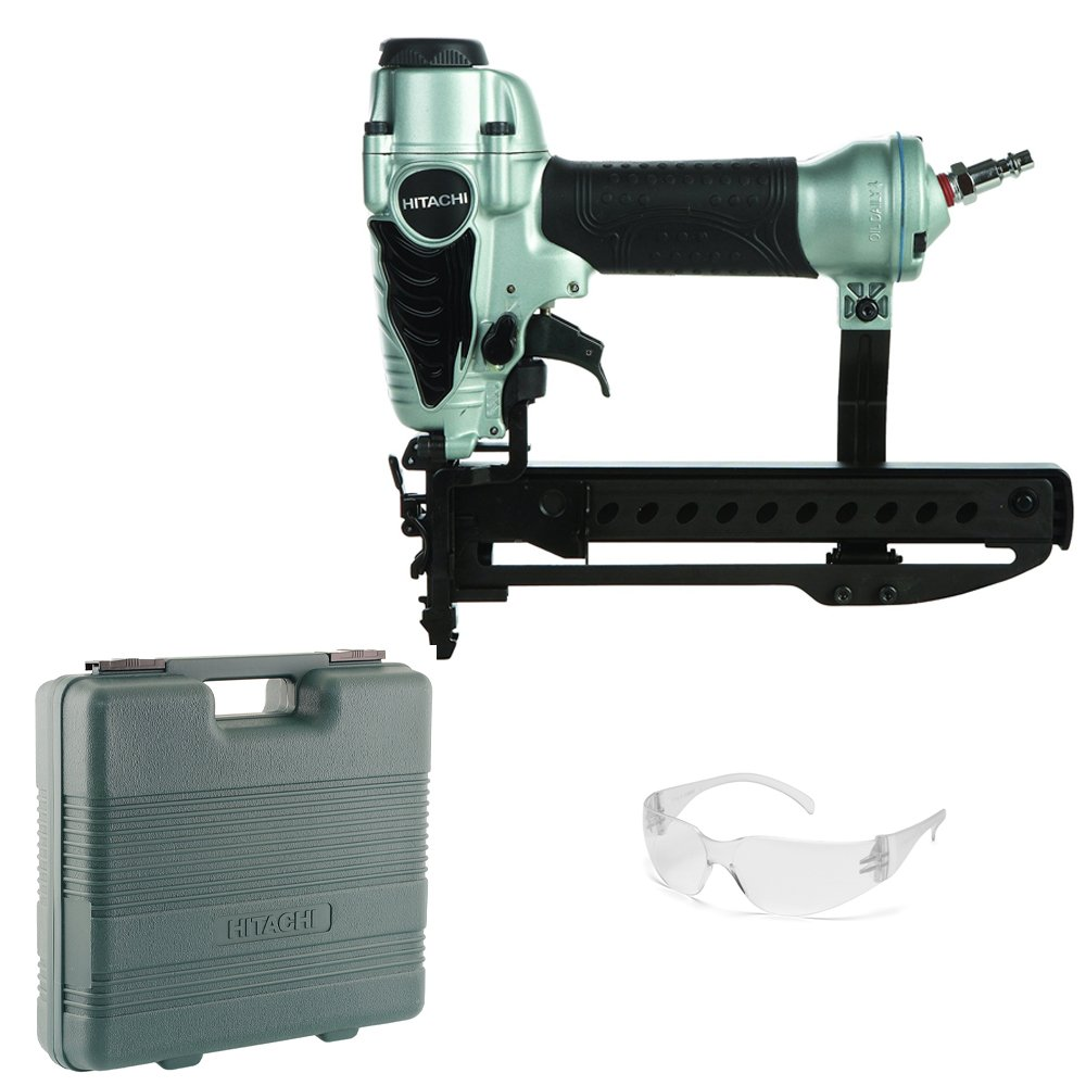 Factory-Reconditioned: Hitachi N3804AB3 1 1/2-Inch 18-Gauge Narrow Crown Finish Stapler