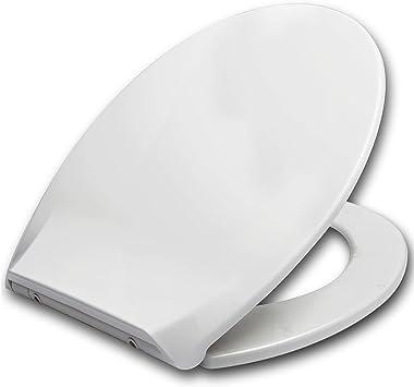 Softclose WS2637 Rot Fast Fix WOLTU WS2637 Premium WC-Sitz mit Absenkautomatik Antibakteriell Neu/&Ovp