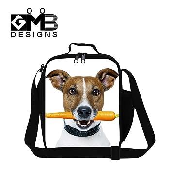 Amazon.com: Generic perro Impreso en 3d comida Bolsas para ...