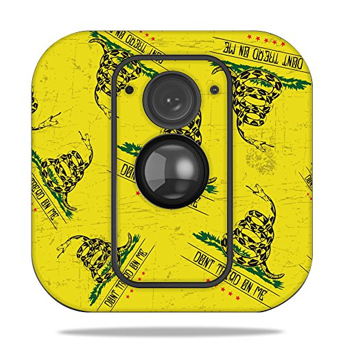 MightySkins Skin for Blink XT Outdoor Camera - Tread Lightly | Protective, Durable, and Unique Vinyl Decal wrap Cover | Easy to Apply, Remove, and Change Styles | Made in The USA