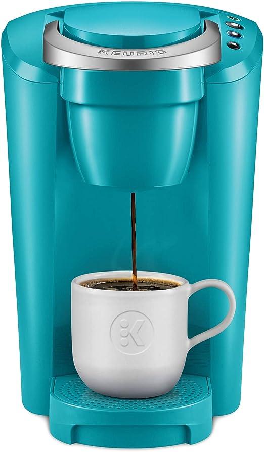 Keurig K-Compact - Cafetera K-CUP, color turquesa: Amazon.es: Hogar