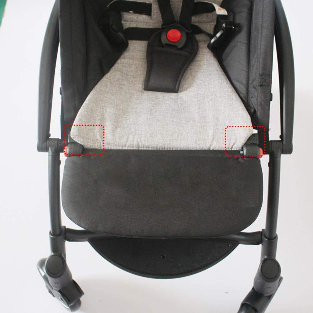 Kinderwagen Fußstütze, Universal Fußstütze Extended Seat Pedal für Kinderwagen 21cm Cathy02Marshall