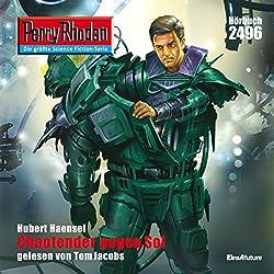 Chaotender gegen Sol (Perry Rhodan 2496)