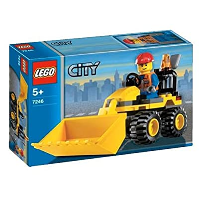 LEGO City Mini-Digger (7246): Toys & Games
