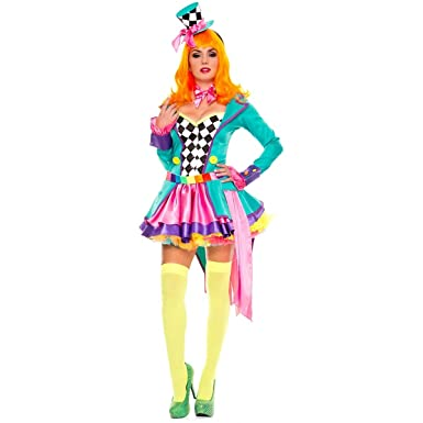 Think, that adult deliriously mad hatter costume well. opinion