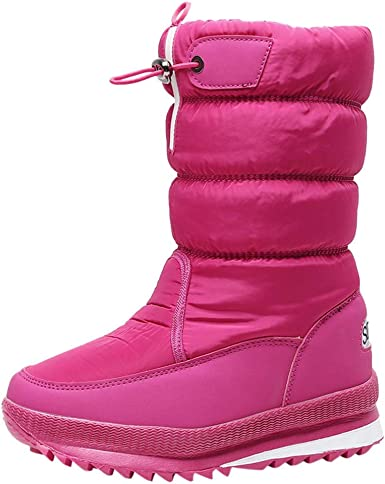 Botas de Nieve para Mujer Tommy Hilfiger Funny Faux Fur Snowboot
