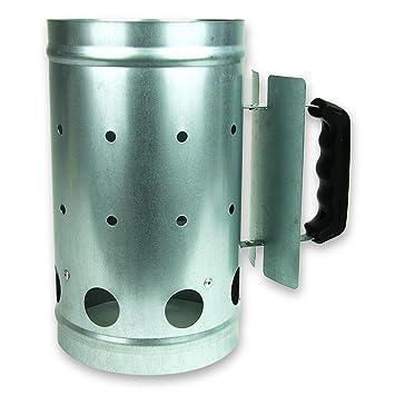 HC Comercio 930139 parrilla para chimenea, de acero ...
