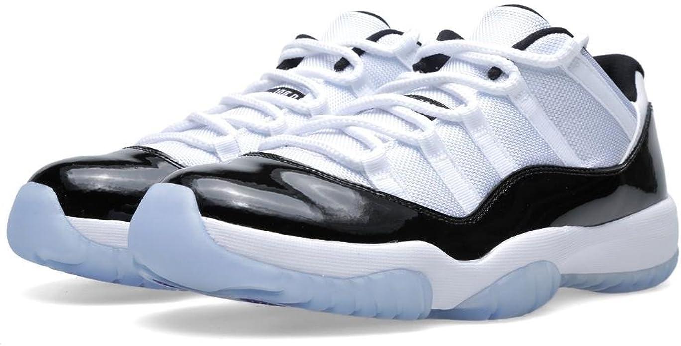 air jordan 11 white black dark concord