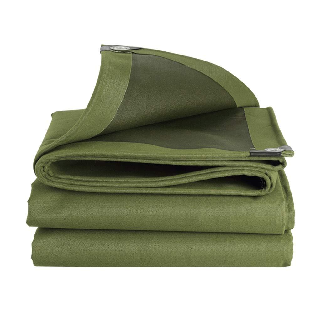 3m4m Rainproof Cloth Thickened Rainproof clothawning Cloth Outdoor Tarpaulin Sun Predection Tarpaulin Plastic Sunshade (Size   3m4m)