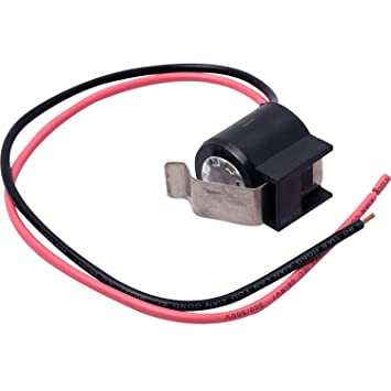 W10225581 termostato deflector bimetal para refrigerador Whirlpool ...
