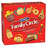 Family Circle Mcvities Assorted Biscuits 720G (1 Pack)
