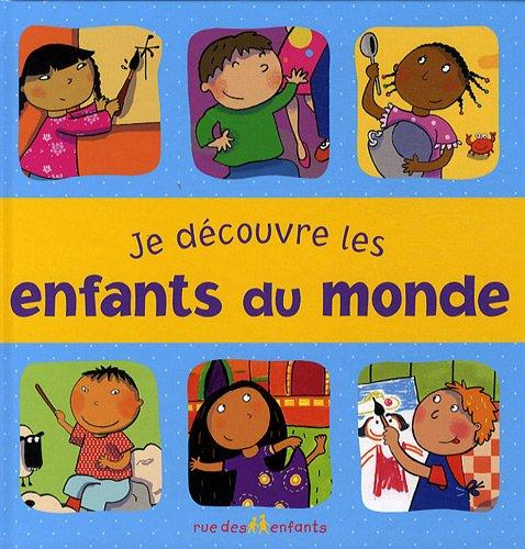 Exceptionnel Amazon.fr - Je découvre les enfants du monde - Emilienne Morruzzi  YG44