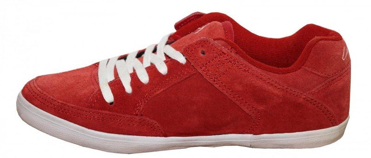 Circa Skateboard Damen Schuhe 205 Vulc rot rot rot Turnschuhe schuhe 3ee41e